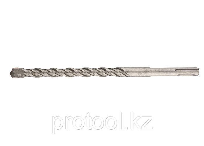 Бур по бетону PRO, 12 х 210 мм, SDS PLUS // GROSS