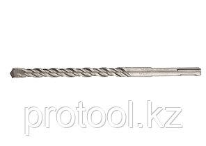 Бур по бетону PRO, 12 х 210 мм, SDS PLUS // GROSS, фото 2