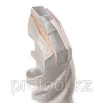 Бур по бетону PRO, 14 х 300 мм, SDS PLUS // GROSS, фото 3