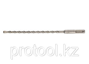 Бур по бетону PRO, 6 x 210 мм, SDS PLUS // GROSS, фото 2