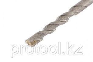 Бур по бетону,  6 х 110 мм, Luxembourg TIP, SDS plus // БАРС, фото 2