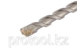 Бур по бетону, 10 х 300 мм, Luxembourg TIP, SDS plus // БАРС, фото 2
