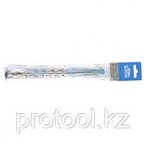 Бур по бетону, 14 х 210 мм, Luxembourg TIP, SDS plus // БАРС, фото 3