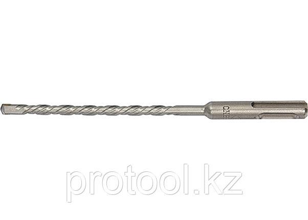 Бур по бетону, 8 x 210mm, SDS PLUS // СИБРТЕХ, фото 2