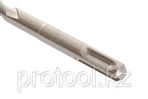 Бур по бетону,10 х 110 мм, Luxembourg TIP, SDS plus // БАРС, фото 2