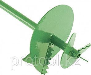 Бур садовый шнековый D 150 мм// СИБРТЕХ Россия, фото 2