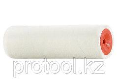 """Валик сменный """"ВЕЛЮР"""", 250 мм, ворс  4 мм, D 48 мм, D ручки 8 мм, шерсть// MATRIX"""