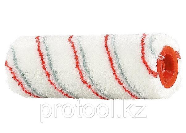 """Валик сменный """"НЕЙЛОН Профи"""", 250 мм, ворс 12 мм, D 48 мм, D ручки 8 мм, полиамид// MATRIX, фото 2"""