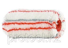 """Валик сменный """"ПОЛИТЕКС"""" фасад., 180 мм, ворс 18 мм, D - 48 мм, D ручки - 8 мм, полиакрил// MTX"""