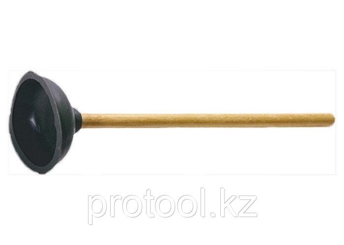 Вантуз, 130 мм//Сибртех