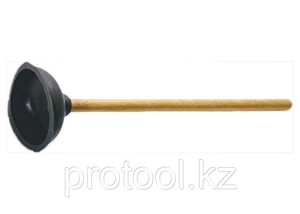 Вантуз, 130 мм//Сибртех, фото 2