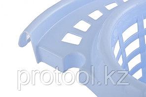 Ведро пластмассовое круглое с отжимом 12л, сиреневое //ТМ Elfe /Россия, фото 3