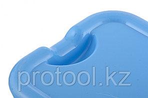 Ведро пластмассовое прямоугольное 16л, голубое//ТМ Elfe light /Россия, фото 3