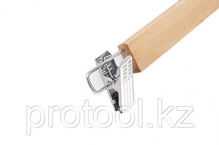 Вешалка деревянная - зажим //ТМ Elfe, фото 2