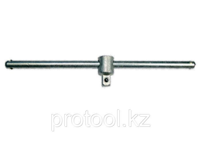 Вороток, малый 210 мм, с квадратом 12,5 мм, оцинкованный (НИЗ)// Россия