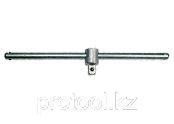 Вороток, малый 210 мм, с квадратом 12,5 мм, оцинкованный (НИЗ)// Россия, фото 2
