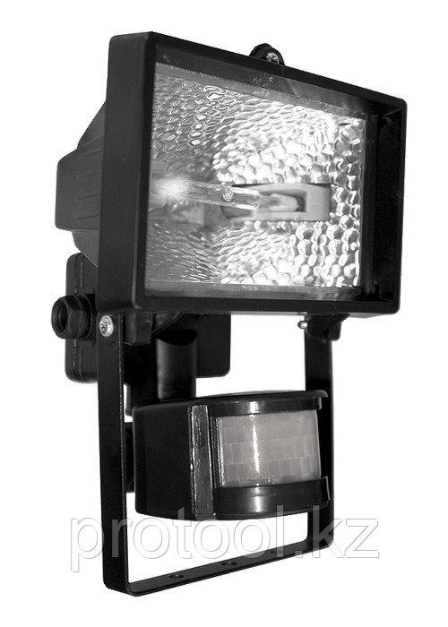 Галогеновый прожектор 500 W, с датчиком движения