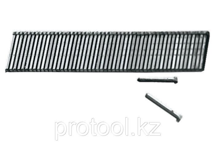 Гвозди, 12 мм, для мебельного степлера, со шляпкой, тип 300, 1000 шт// MATRIX MASTER