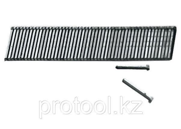Гвозди, 14 мм, для мебельного степлера, со шляпкой, тип 300, 1000 шт// MATRIX MASTER, фото 2