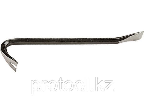 Гвоздодер, 300 мм, шестигранный, окрашенный// SPARTA, фото 2