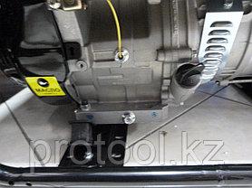 Генератор бензиновый GE 6900, 5,5 кВт, 220В/50Гц, 25 л, ручной старт// DENZEL, фото 3