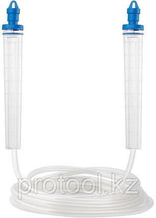 Гидроуровень,удлиненная колба, рельефная градуировка, 5м// БАРС Россия, фото 2
