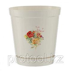 Горшок Глэдис роза 1,2 л // PALISAD