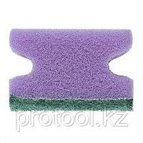 Губки для посуды профильные Comfort, 85*65*43 мм, 5 шт//ТМ Elfe /Россия, фото 2