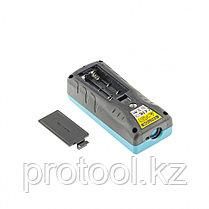Дальномер лазерный Kompakt 70, от 0,05 до 70 метров, функц. Пифагора, площадь, объем, таймер// GROSS, фото 2