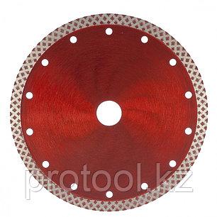 Диск алмазный отрезной сплошной, 180 х 22,2 мм, сухая резка// MATRIX Professional, фото 2