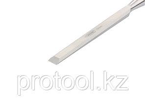 Долото-стамеска PIRANHA, 10 мм, двухкомпонентная эргономичная рукоятка// GROSS, фото 2
