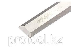 Долото-стамеска PIRANHA, 32 мм, двухкомпонентная эргономичная рукоятка// GROSS, фото 2