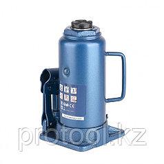 Домкрат гидравлический бутылочный, 12 т, h подъема 230–465 мм// STELS