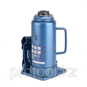 Домкрат гидравлический бутылочный, 12 т, h подъема 230–465 мм// STELS, фото 2