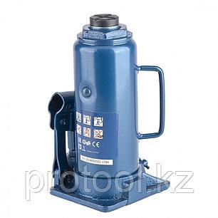 Домкрат гидравлический бутылочный, 10 т, h подъема 230–460 мм// STELS, фото 2