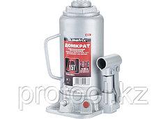 Домкрат гидравлический бутылочный, 15 т, h подъема 230–460 мм// MATRIX MASTER