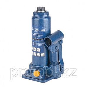 Домкрат гидравлический бутылочный, 2 т, h подъема 181–345 мм// STELS, фото 2