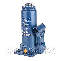 Домкрат гидравлический бутылочный, 6 т, h подъема 216–413 мм, в пласт. кейсе// STELS, фото 2