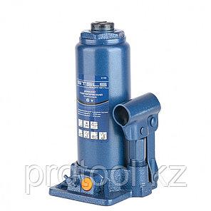 Домкрат гидравлический бутылочный, 6 т, h подъема 216–413 мм// STELS, фото 2