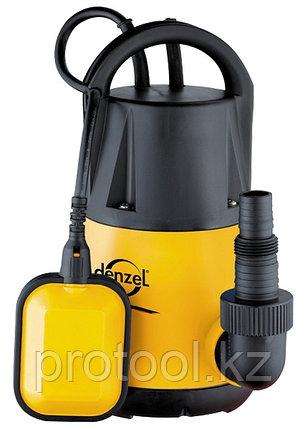 Дренажный насос DP250 250 Вт, подъем 6 м, 6000 л/ч //Denzel, фото 2