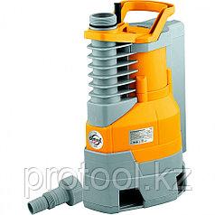 Дренажный насос DPХ650, Х-Pro, 650 Вт, подъем 7 м, 11500 л/ч //Denzel