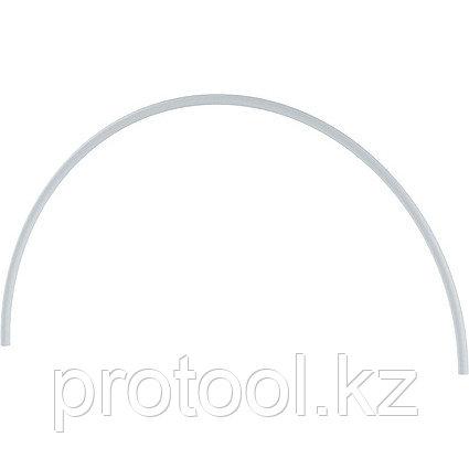 Дуга пластиковая для парника 2,2м, d12 белая // PALISAD