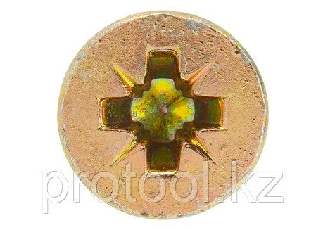 Дюбель-гвоздь полипропиленовый грибовидный бортик 6х60мм, 200шт// СИБРТЕХ, фото 2