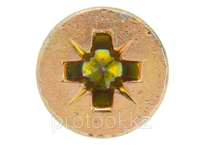 Дюбель-гвоздь полипропиленовый с потайным бортиком 8х80мм,100шт// СИБРТЕХ