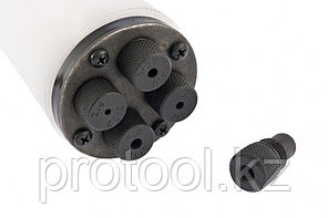 Заклепочник двуручный 360 мм, алюминий 2,4-6,4 мм, сталь 2,4-6,4 мм// БАРС, фото 2