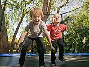 Польза прыжков для детей