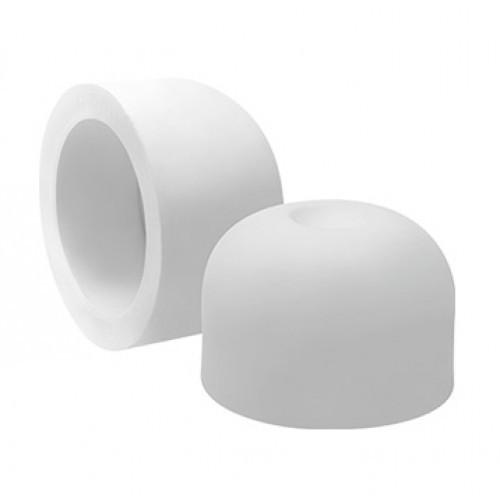 Заглушка 25 ПП (белый)