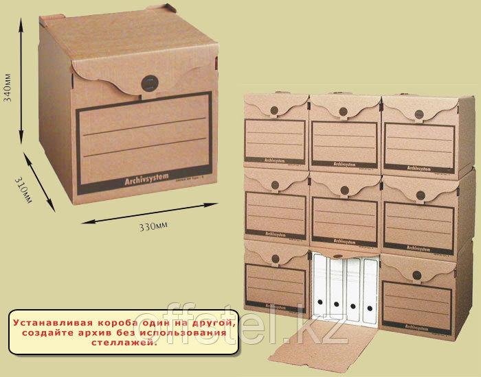 Архивный короб вертикальный закрытого типа