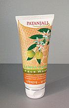 """Гель для умывания """"Лимон и Мед"""", 60 гр., производитель """"Патанджали"""", Lemon & Honey Facewash, 60 gm. Patanjali"""