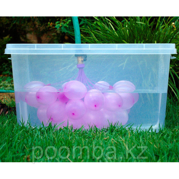 Bunch O Balloons Стартовый набор: 100 шаров, в ассортименте - фото 2